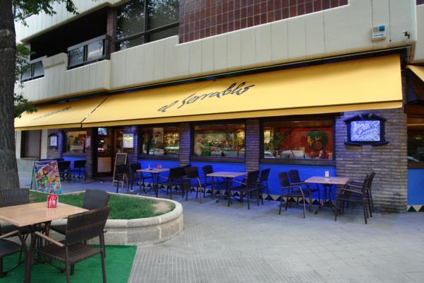 restaurante el serrablo 1